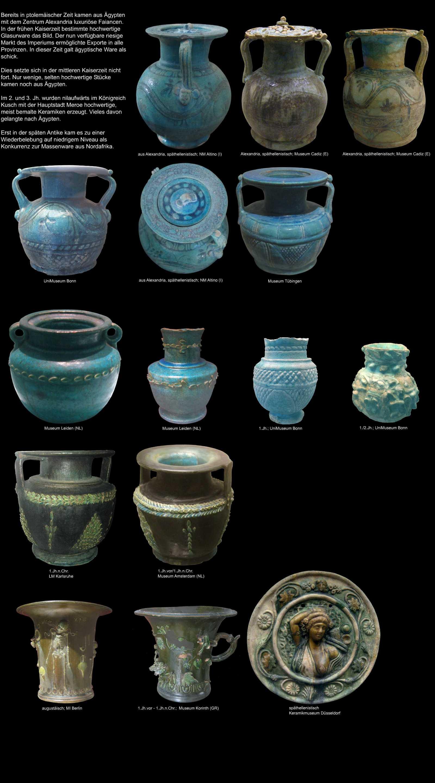 römische Keramik - Ägypten