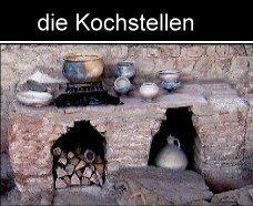 Feuerstellen, Herde, Backöfen In Römischen Küchen ...