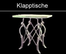 Romische Tische Im Privathaus Aus Holz Metall Und Stein